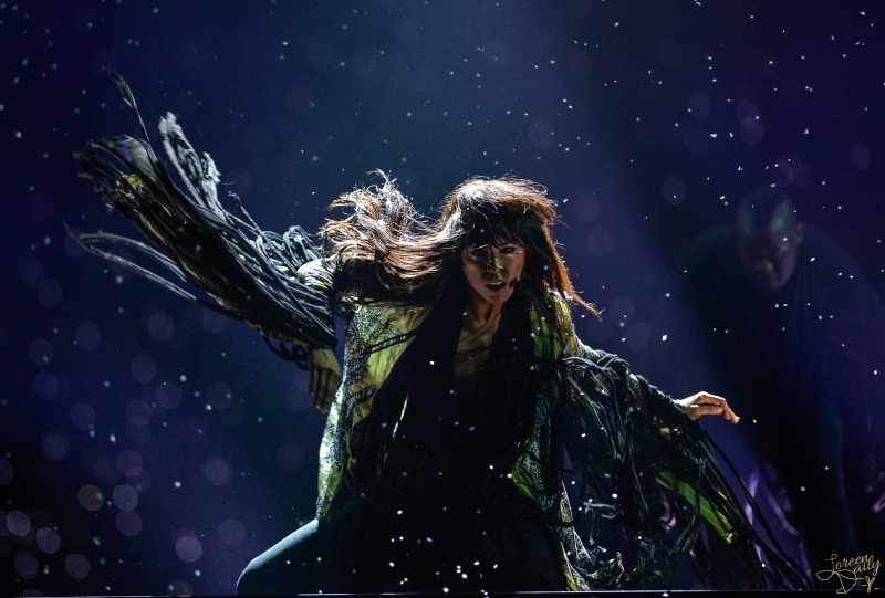 Шведская певица Лорин, победительница конкурса Евровидение 2012. Фото / Loreen (singer). Photo