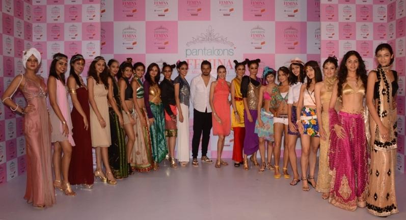 Мисс Индия 2011 (Femina Miss India 2011), участницы (фото)