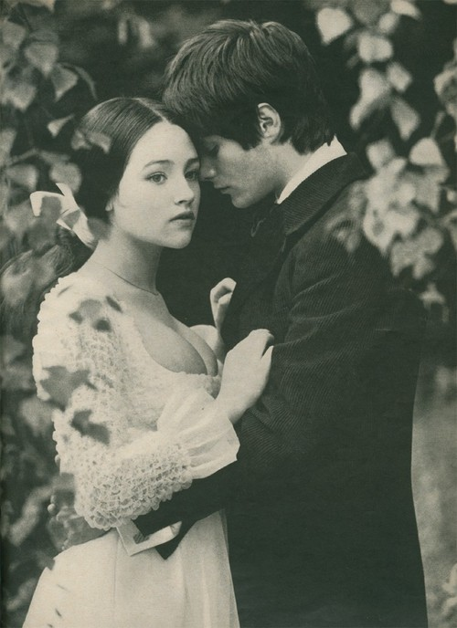 Леонард Уайтинг и Оливия Хасси фото / Leonard Whiting and Olivia Hussey photo
