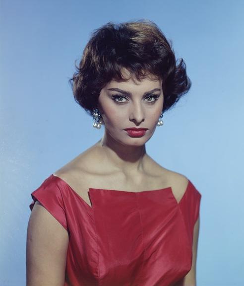 Самая красивая итальянка София Лорен. Фото / Sophia Loren. Photo