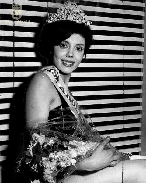 60%20Norma%20Cappagli All the winners of the contest Miss World of the 20th century (52 photos)
