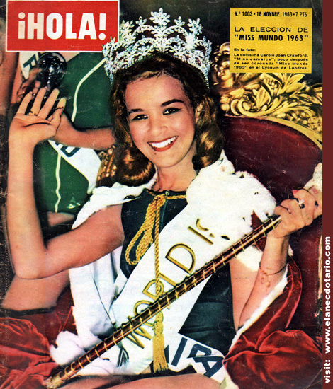 63%20Carole%20Crawford All the winners of the contest Miss World of the 20th century (52 photos)