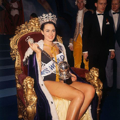 64%20Ann%20Sidney All the winners of the contest Miss World of the 20th century (52 photos)