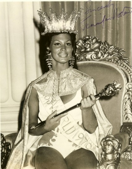 70%20Jennifer%20Hosten All the winners of the contest Miss World of the 20th century (52 photos)