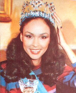 79%20Gina%20Swainson All the winners of the contest Miss World of the 20th century (52 photos)