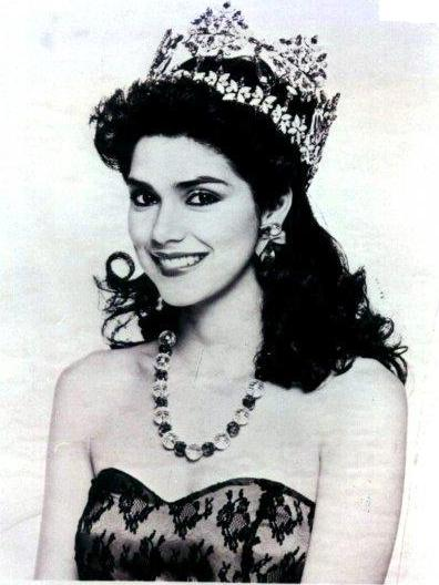 %name All the winners of the contest Miss World of the 20th century (52 photos)