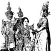 История костюма в иллюстрациях: 19 век (Бирма, Вьетнам, Индонезия, Индия, Шри-Ланка, Китай, Япония, Сиам)