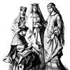История костюма в иллюстрациях: высокое Средневековье (11-13 века)