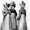 История костюма в иллюстрациях: 19 век (Франция, Нидерланды, Испания, Италия)