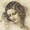Леонардо да Винчи. Леда и лебедь