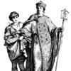 История костюма в иллюстрациях: раннее Средневековье (6-10 века)