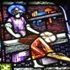Иисус Христос - плотник (19 картин и витражей)